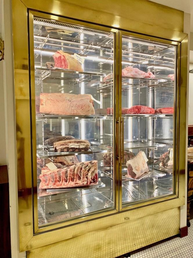 Clover Grill Paris Meat Locker