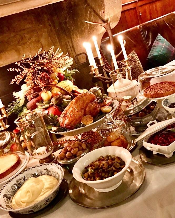 Thanksgiving Buffet at Ralph's