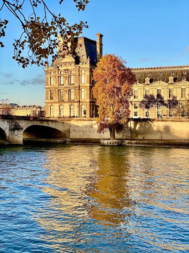 Fall in Paris 2019