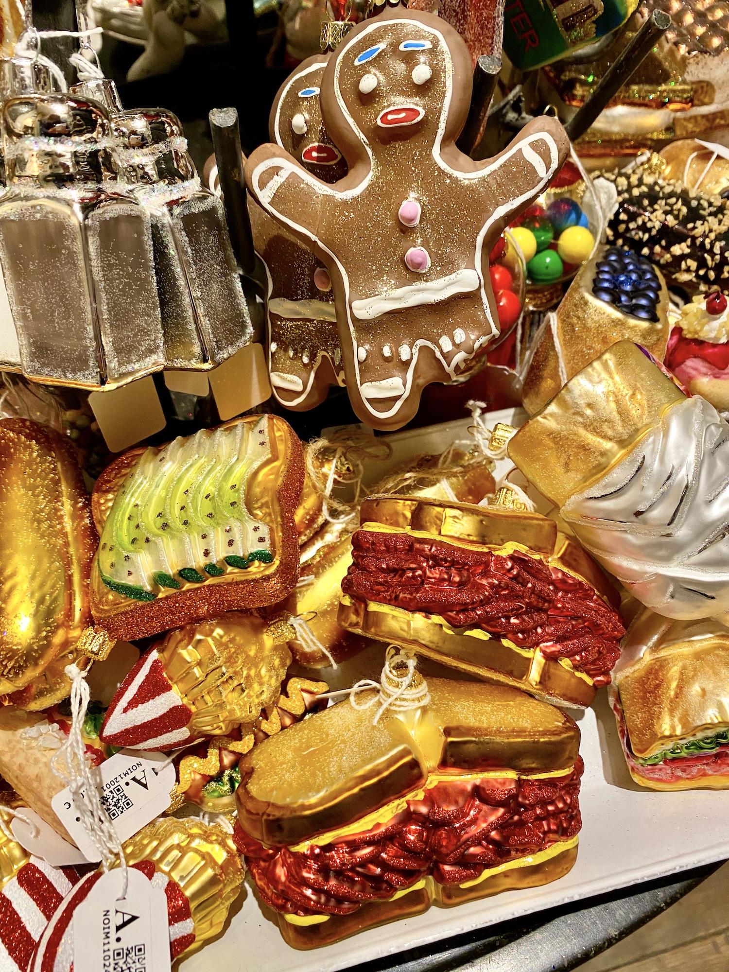 Astier de Villatte Sandwich Ornaments