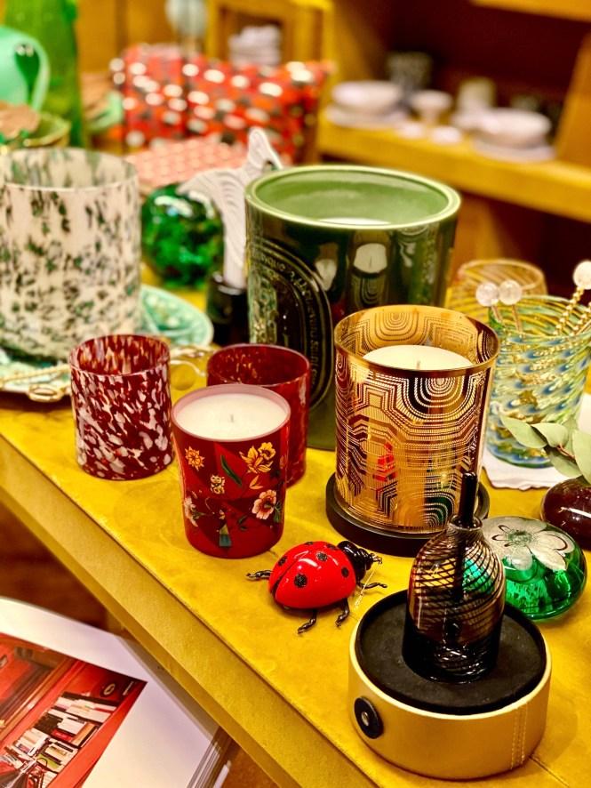 Diptyque Bazar candles