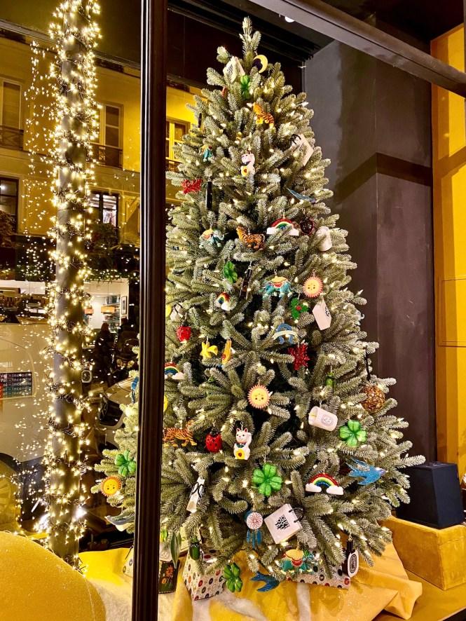Diptyque Boutique Paris Christmas Tree