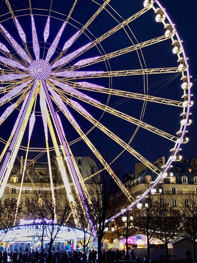 Tuileries Christmas Market