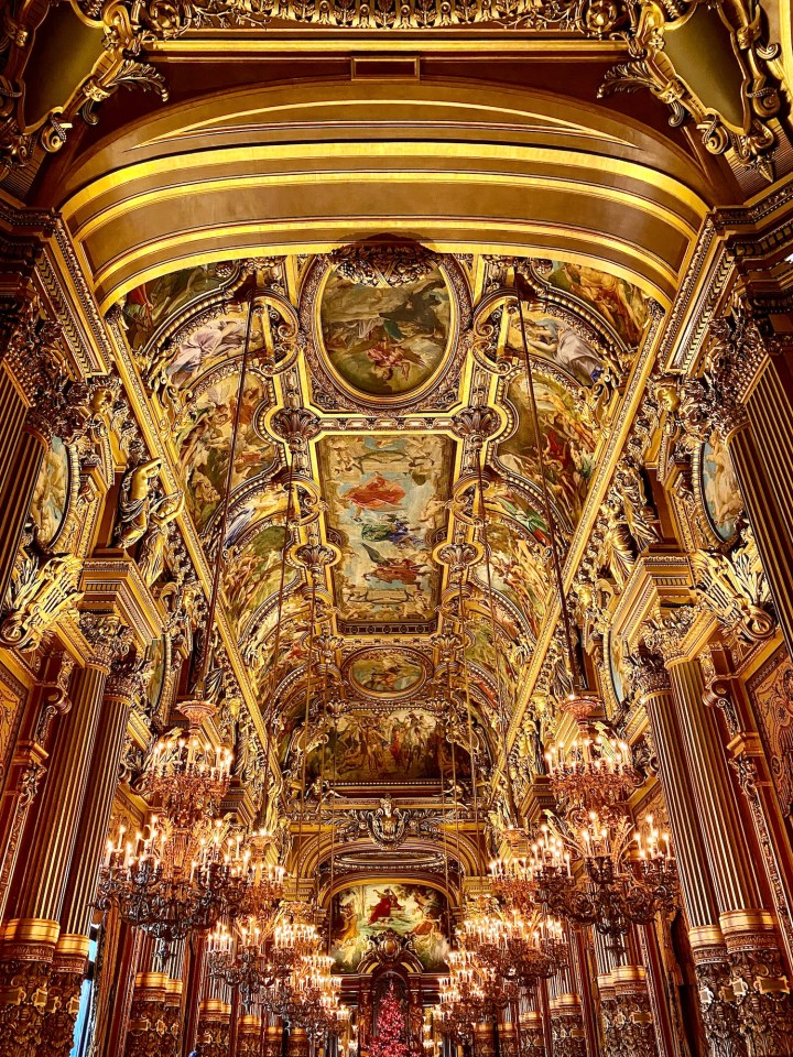 Palais Garnier Behind the Scenes Tour