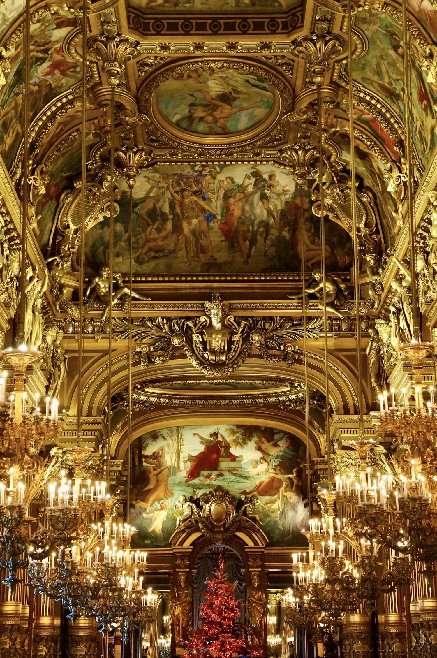 Grand Foyer Private Tour