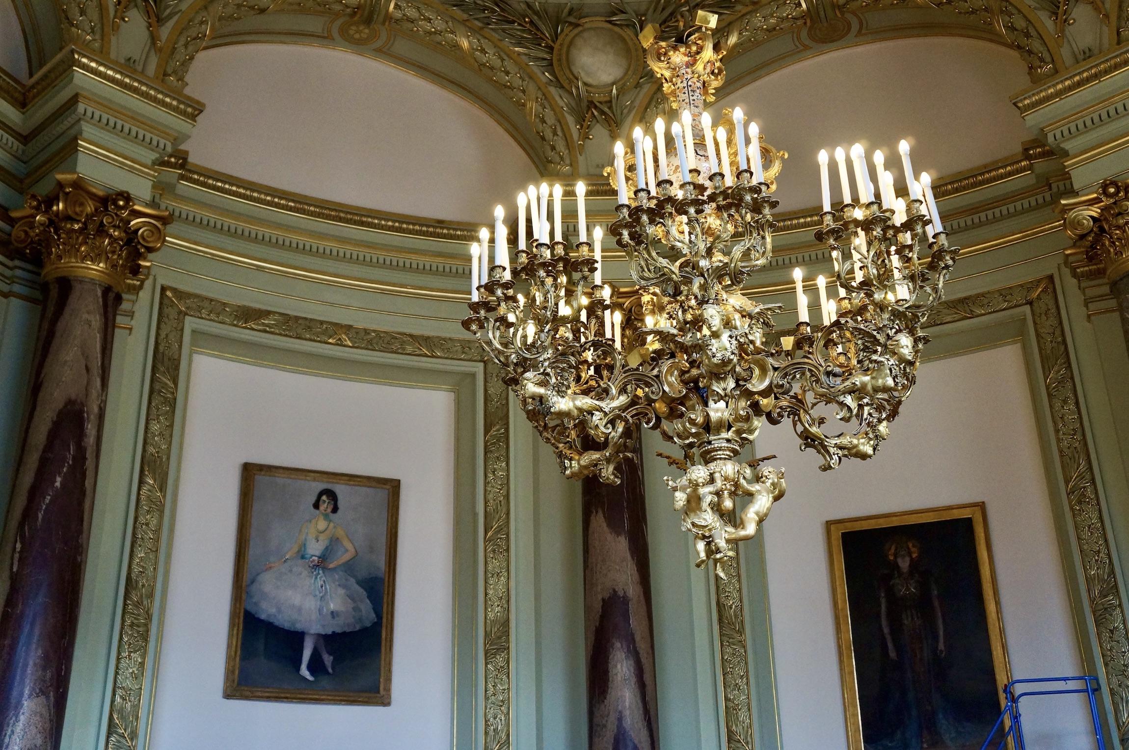 Napoleon III Salon Palais Garnier