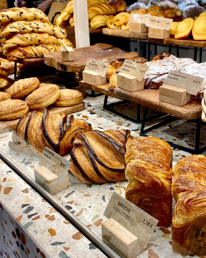 Chez Meunier Neuilly pain au chocolat
