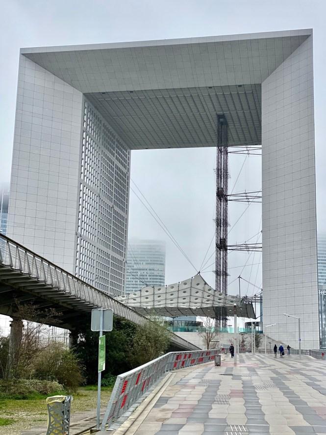 La Grande Arche La Défense