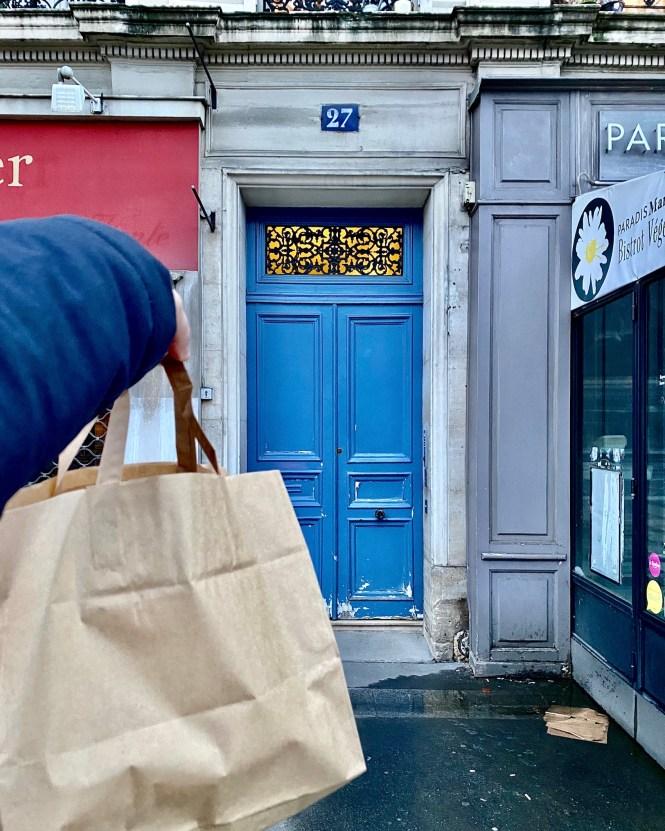 Togo Dinner in Paris