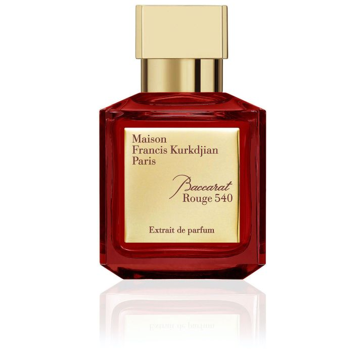 Valentine's Day Gift Ideas for Francophiles Baccarat Perfume Rouge 540