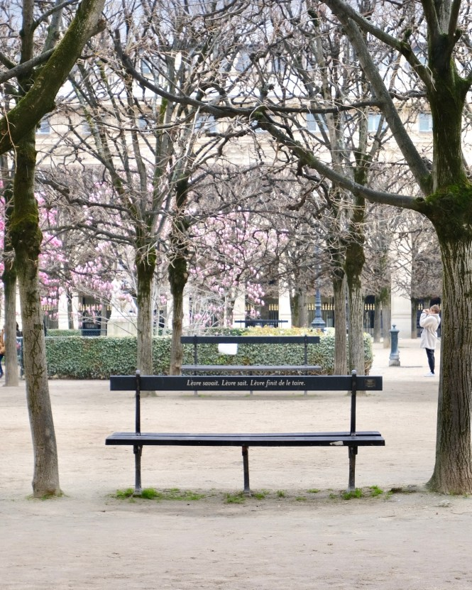 A Walk Through Palais Royal
