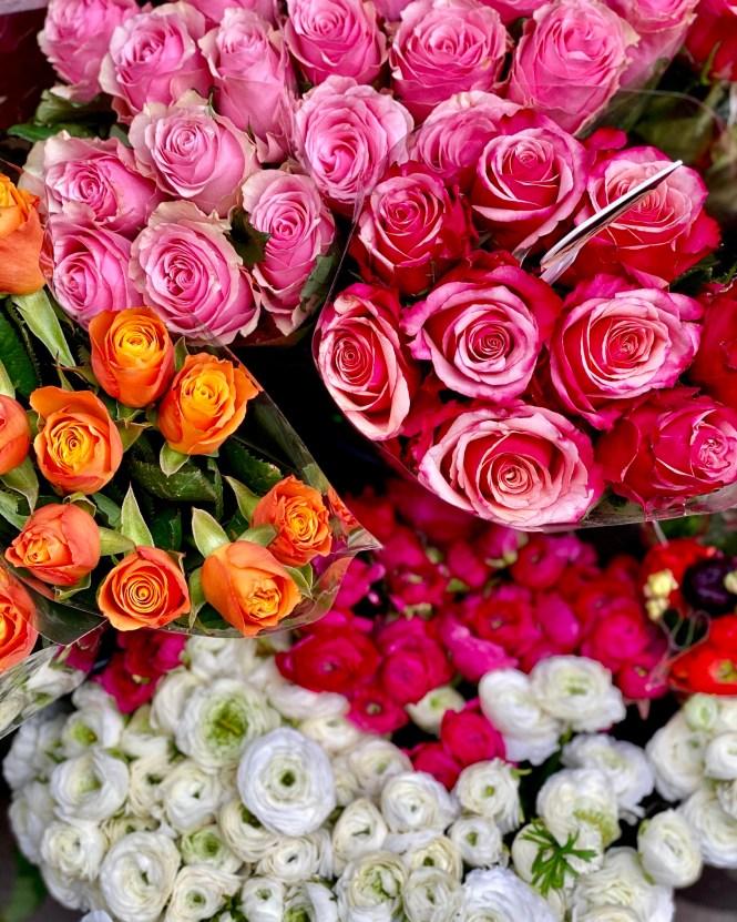 Best Flowers Rue du Bac Paris