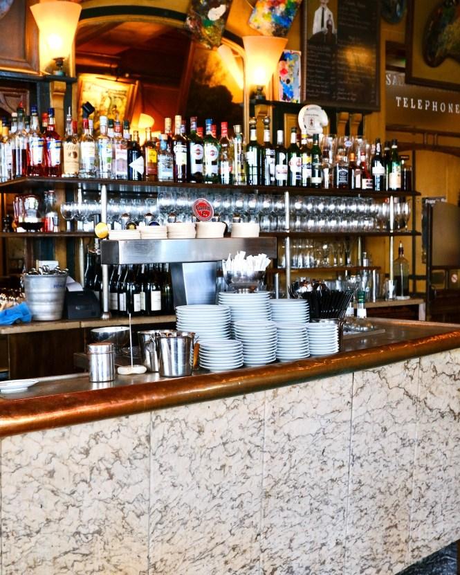 Five Reasons to Take a Solo Trip To Paris La Palette Bar