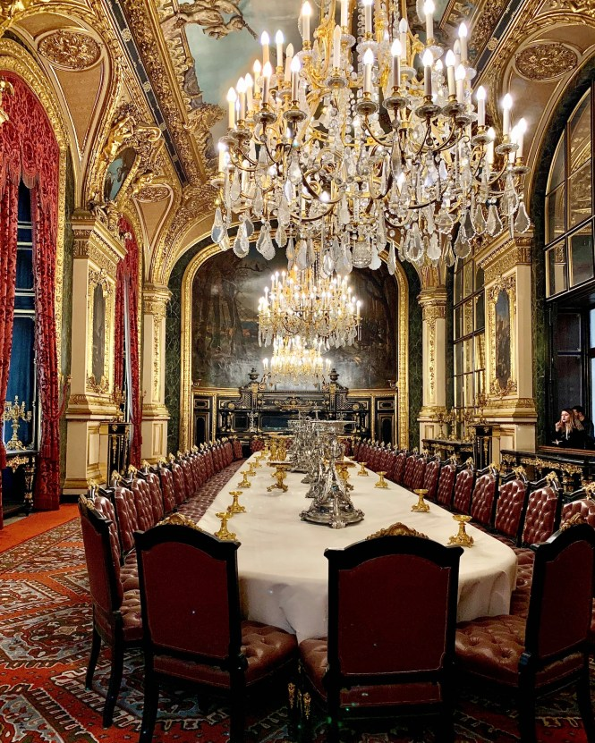 State Dining Room Napoleon III Apartments