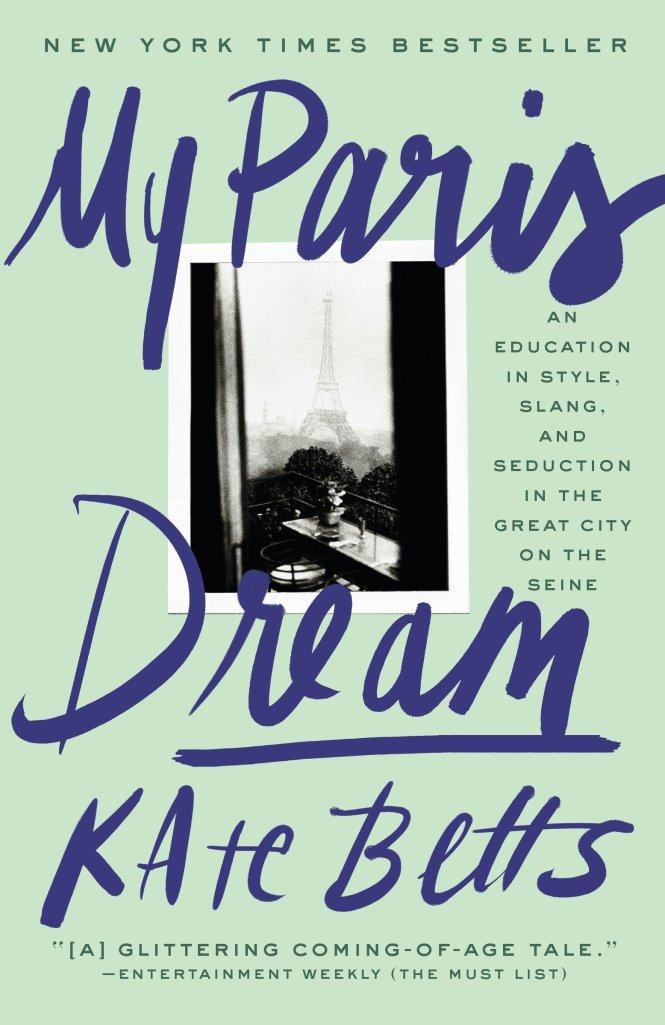 My Paris Dream books about Paris