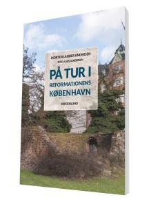 Forsiden af På tur i reformationens København af Morten Lander Andersen