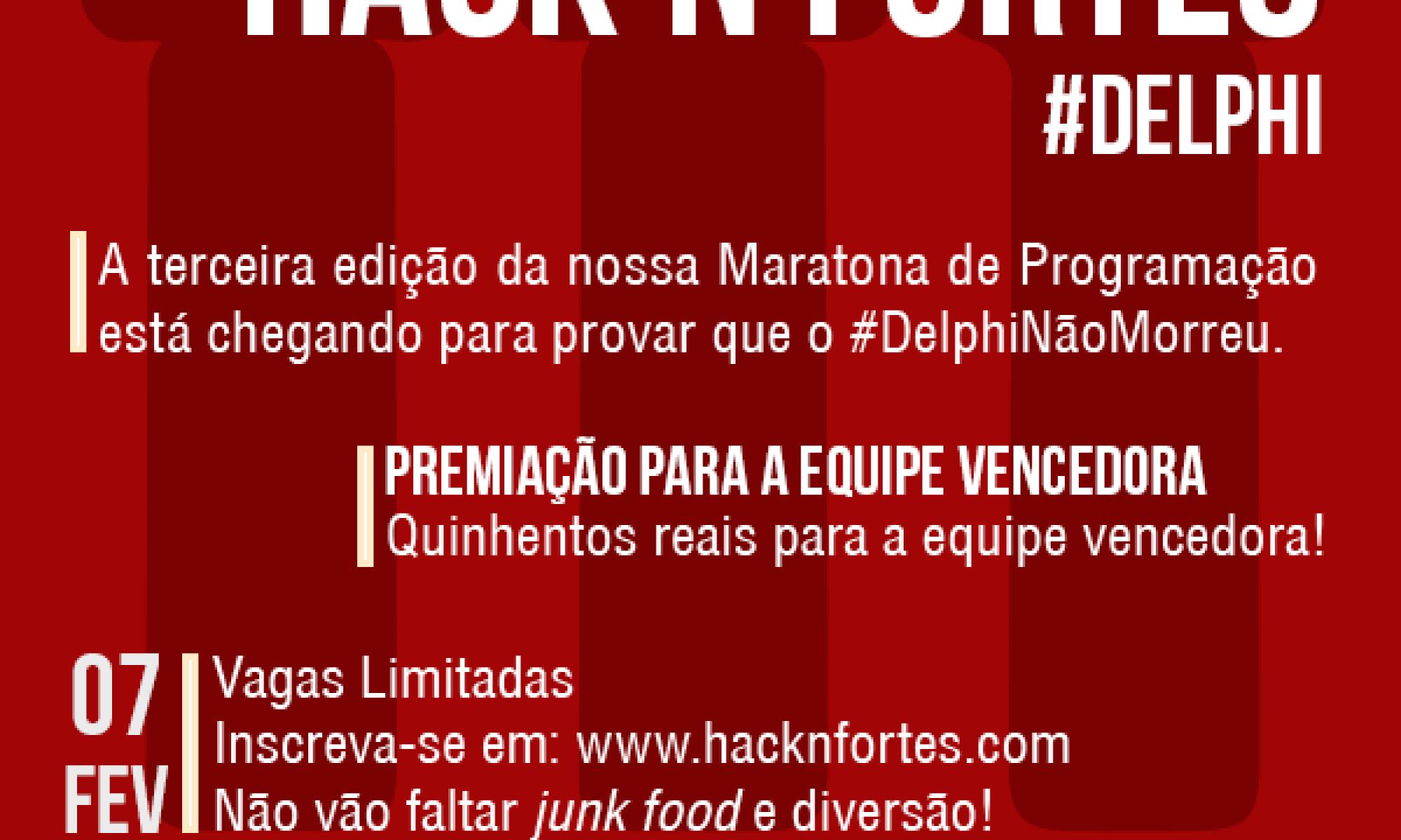 Hack'nFortes 3