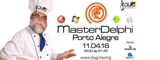 Master Delphi - DUG RS