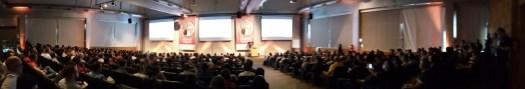Visão Panorâmica Abertura Embarcadero Conference