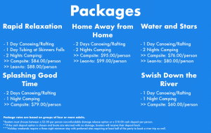 Packages rates no bg1