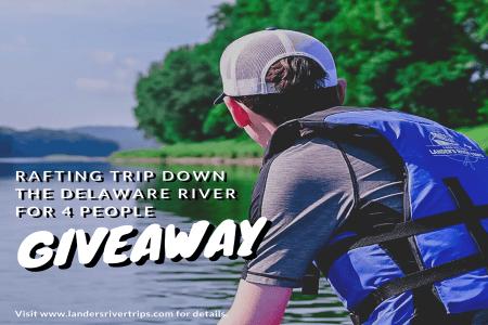 Landers River Trips Giveaway #landers2020