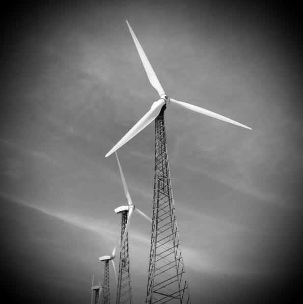 365 Project 004 / 4 Oct 2014 / turbine