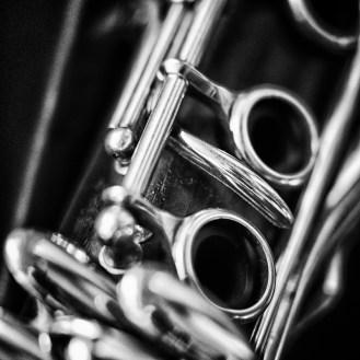 365 Project 010 / 10 Oct 2014 / clarinet