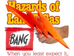 Hazards of landfill gas