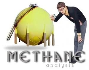 Landfill gas analysis