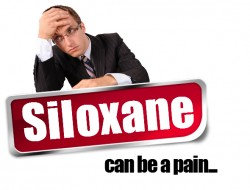 Siloxane and landfill gas