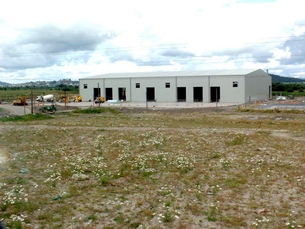 New waste transfer station and recycling facility