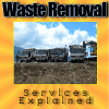 waste removal services trucks