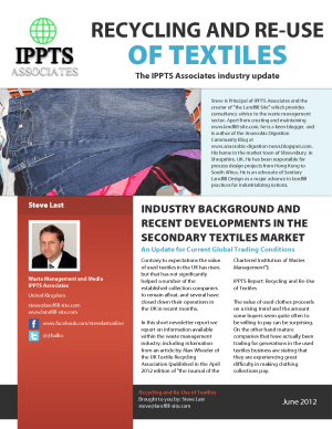 IPPTS Associates Textiles Market June 2012