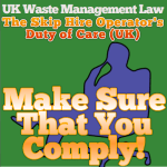 Duty of Care and making sure to comply