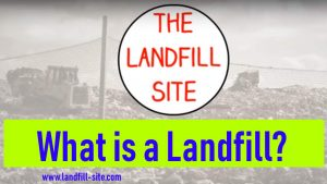 "Image shows intro to our article replying to; ""what is a landfill?"""