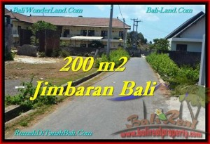 Magnificent 200 m2 LAND FOR SALE IN JIMBARAN TJJI101