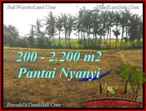 FOR SALE 2,200 m2 LAND IN TABANAN TJTB224