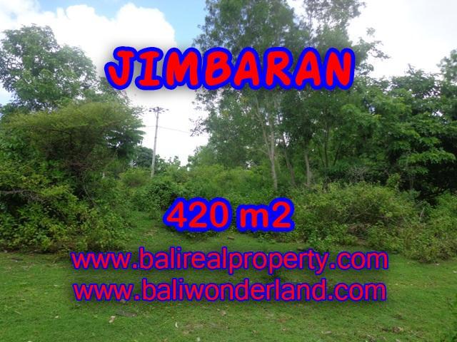 Fantastic Land for sale in Bali, villa environment in Jimbaran Ungasan– TJJI060