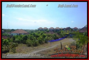 1,000 m2 LAND IN Jimbaran Ungasan BALI FOR SALE TJJI074