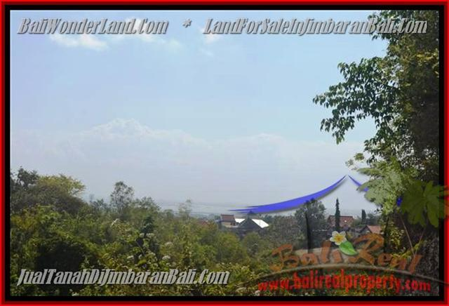 FOR SALE Beautiful 375 m2 LAND IN Jimbaran Uluwatu BALI TJJI077
