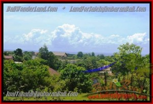 Beautiful LAND IN Jimbaran Ungasan FOR SALE TJJI067