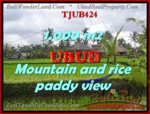 FOR SALE LAND IN Ubud Tegalalang TJUB424