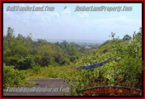 Magnificent Jimbaran Uluwatu LAND FOR SALE TJJI078
