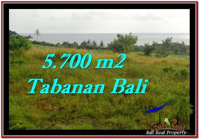 Affordable Tabanan Selemadeg BALI LAND FOR SALE TJTB250