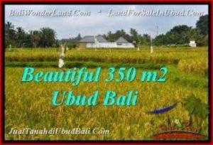 LAND IN Sentral Ubud BALI FOR SALE TJUB540