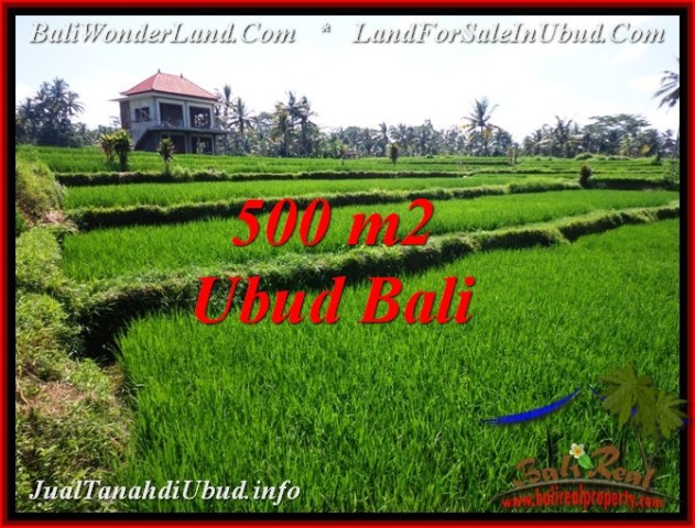 Magnificent PROPERTY LAND SALE IN UBUD TJUB543