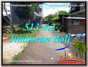Affordable 513 m2 LAND FOR SALE IN JIMBARAN TJJI105