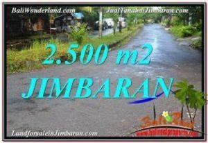 Affordable PROPERTY LAND IN JIMBARAN BALI FOR SALE TJJI118