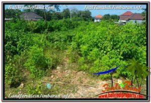 FOR SALE Magnificent PROPERTY 1,000 m2 LAND IN JIMBARAN BALI TJJI111