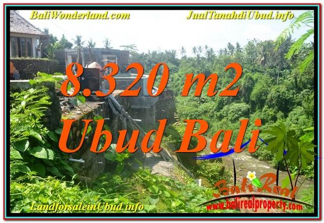 Magnificent PROPERTY Sentral / Ubud Center 8,320 m2 LAND FOR SALE TJUB635